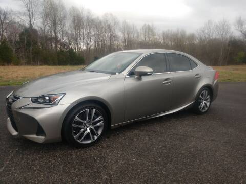 2018 Lexus IS 300 for sale at CARS PLUS in Fayetteville TN