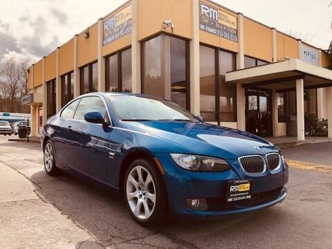 2010 BMW 3 Series for sale at Royal Motors Inc in Kent WA