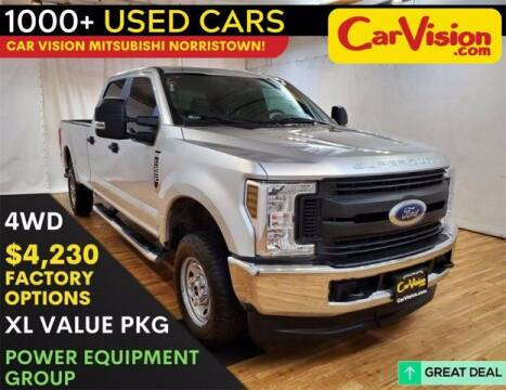 2019 Ford F-250 Super Duty for sale at Car Vision Buying Center in Norristown PA