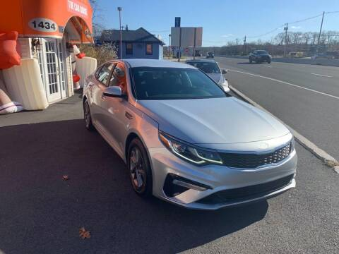 2020 Kia Optima for sale at Bloomingdale Auto Group - The Car House in Butler NJ