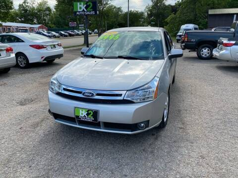 2009 Ford Focus for sale at BK2 Auto Sales in Beloit WI