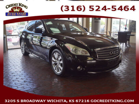 2011 Infiniti M37 for sale at Credit King Auto Sales in Wichita KS
