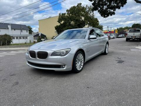 2011 BMW 7 Series for sale at Kapos Auto, Inc. in Ridgewood NY