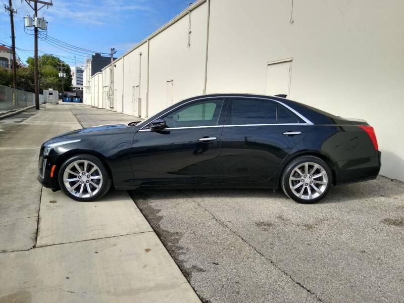 2017 Cadillac CTS for sale at 57 Auto Sales in San Antonio TX