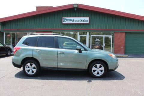 2014 Subaru Forester for sale at Gentry Auto Sales in Portage MI