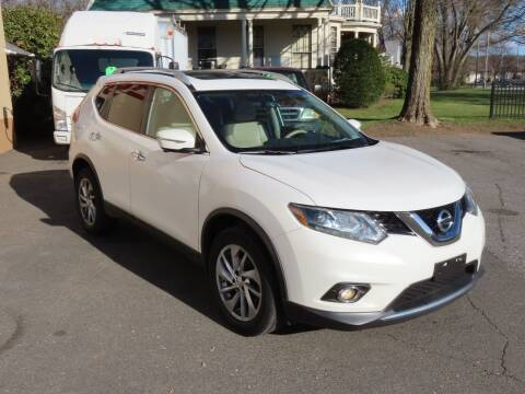 2014 Nissan Rogue for sale at FENTON AUTO SALES in Westfield MA