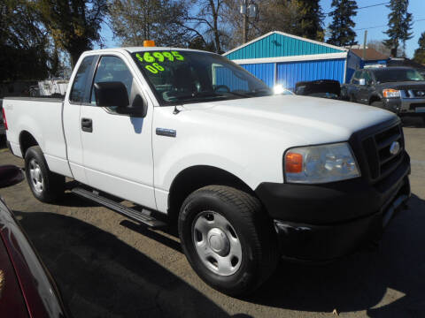 2006 Ford F-150 for sale at Lino's Autos Inc in Vancouver WA