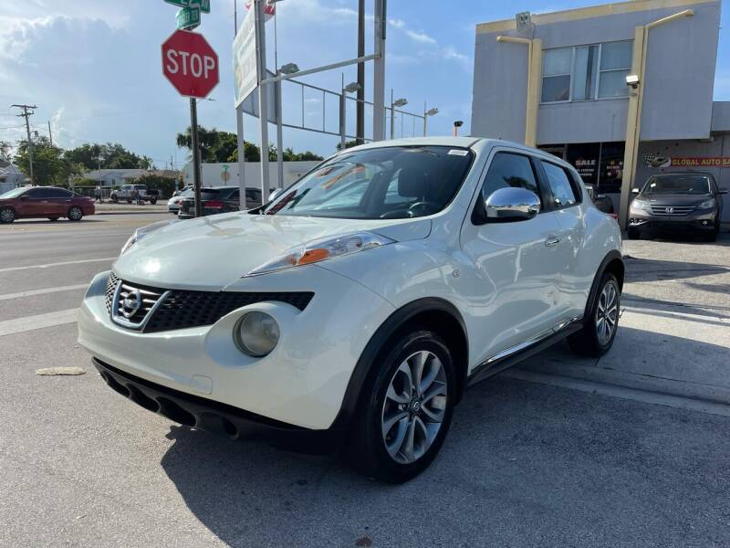 2012 Nissan JUKE for sale at Global Auto Sales USA in Miami FL