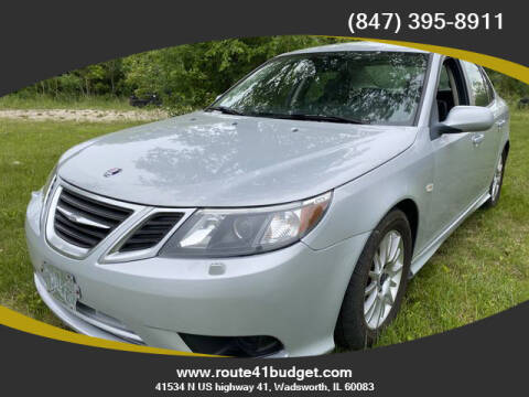 2010 Saab 9-3 for sale at Route 41 Budget Auto in Wadsworth IL