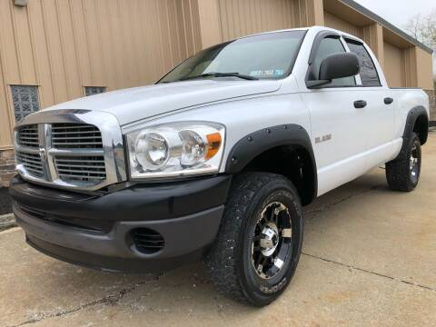 2008 Dodge Ram Pickup 1500 for sale at Prime Auto Sales in Uniontown OH