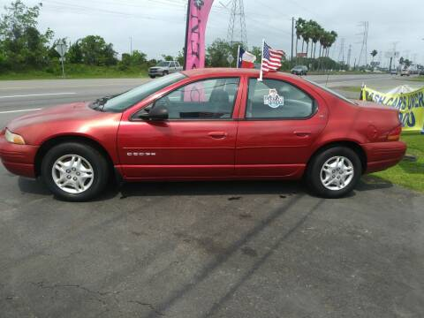 2000 Dodge Stratus for sale at Texas 1 Auto Finance in Kemah TX