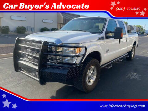 2016 Ford F-250 Super Duty for sale at Car Buyer's Advocate in Phoenix AZ