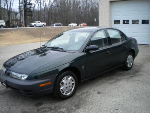 1998 Saturn S-Series for sale at Route 111 Auto Sales in Hampstead NH
