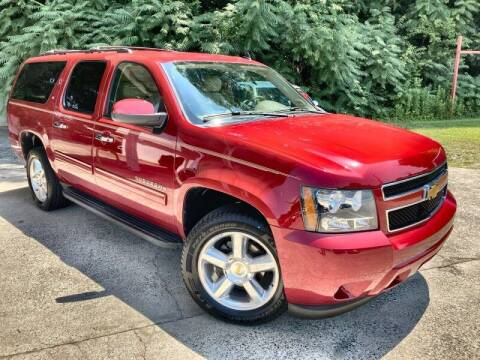 2013 Chevrolet Suburban for sale at McAdenville Motors in Gastonia NC