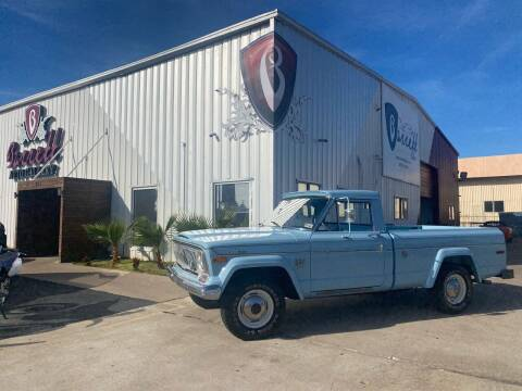 1972 Jeep Gladiator for sale at Barrett Auto Gallery in San Juan TX