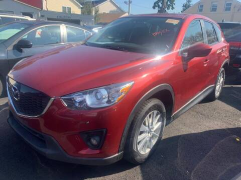 2013 Mazda CX-5 for sale at Park Avenue Auto Lot Inc in Linden NJ