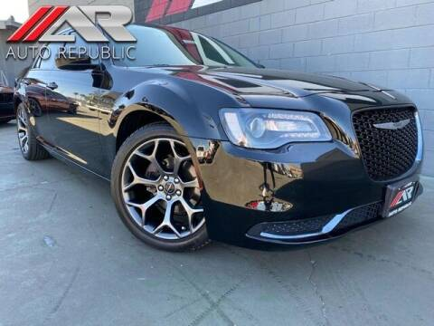 2018 Chrysler 300 for sale at Auto Republic Fullerton in Fullerton CA
