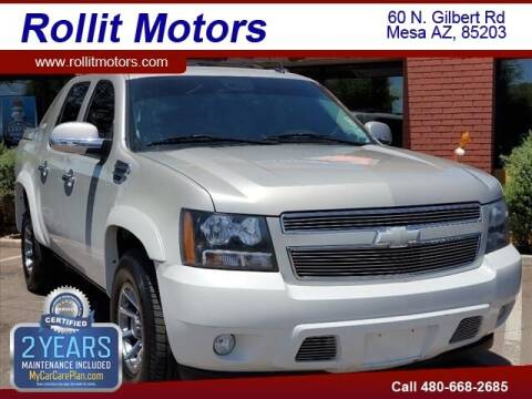 2008 Chevrolet Avalanche for sale at Rollit Motors in Mesa AZ