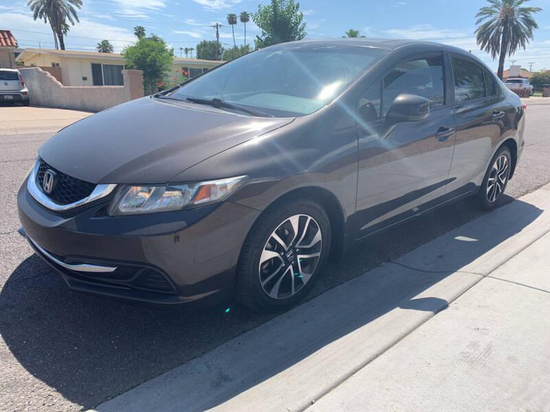 2013 Honda Civic for sale at Hyatt Car Company in Phoenix AZ