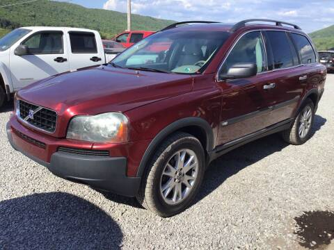 2005 Volvo XC90 for sale at Troys Auto Sales in Dornsife PA