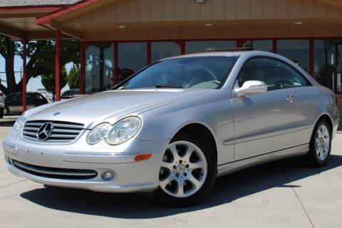 2003 Mercedes-Benz CLK for sale at ALIC MOTORS in Boise ID
