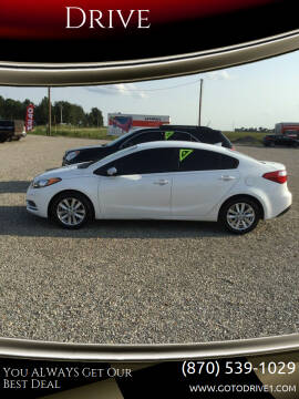 2014 Kia Forte for sale at Drive in Leachville AR