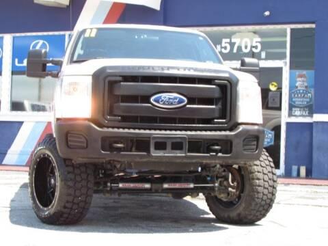 2011 Ford F-250 Super Duty for sale at VIP AUTO ENTERPRISE INC. in Orlando FL