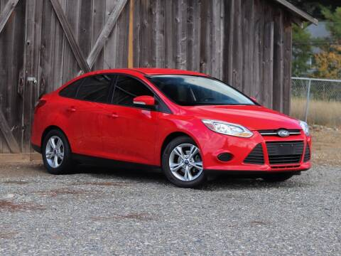 2014 Ford Focus for sale at LKL Motors in Puyallup WA