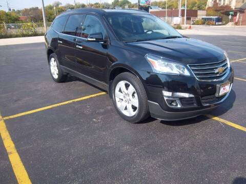 2017 Chevrolet Traverse for sale at First Rate Motors in Milwaukee WI