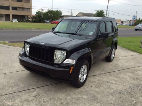 2012 Jeep Liberty for sale at Car City Autoplex in Metairie LA
