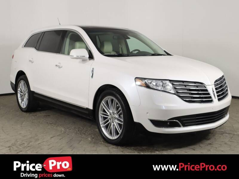 2018 Lincoln MKT for sale in Maumee, OH