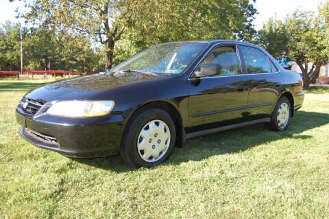 2000 Honda Accord for sale at New Hope Auto Sales in New Hope PA