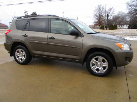2011 Toyota RAV4 for sale at Crossroads Used Cars Inc. in Tremont IL