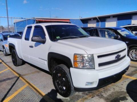 2008 Chevrolet Silverado 1500 for sale at Plymouthe Motors in Leominster MA