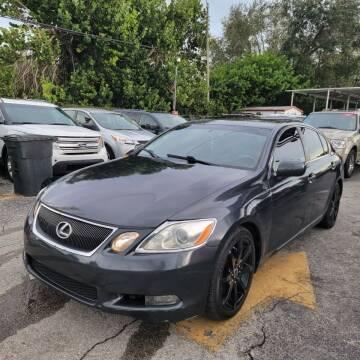 2007 Lexus GS 350 for sale at America Auto Wholesale Inc in Miami FL