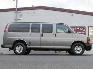 2012 Chevrolet Express Passenger for sale at Brubakers Auto Sales in Myerstown PA