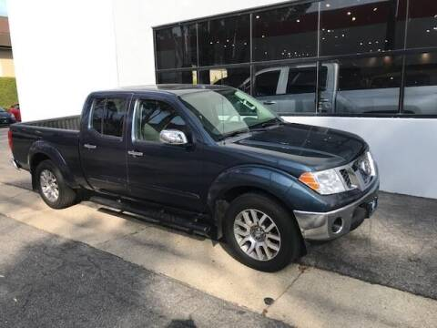 2013 Nissan Frontier for sale at PRIUS PLANET in Laguna Hills CA
