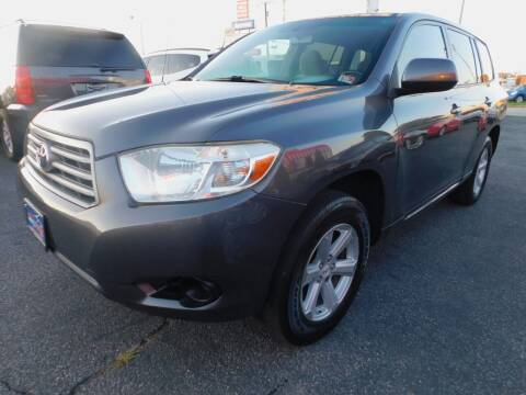 2008 Toyota Highlander for sale at Mack 1 Motors in Fredericksburg VA