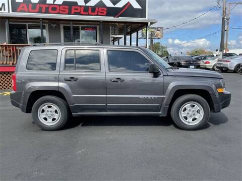 2014 Jeep Patriot for sale at Ralph Sells Cars at Maxx Autos Plus Tacoma in Tacoma WA