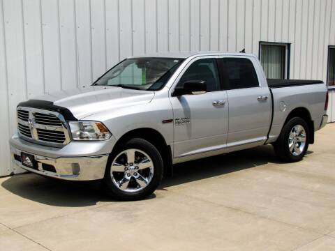 2016 RAM Ram Pickup 1500 for sale at Lyman Auto in Griswold IA