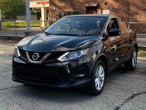 2017 Nissan Rogue Sport for sale at Ludlow Auto Sales in Ludlow MA