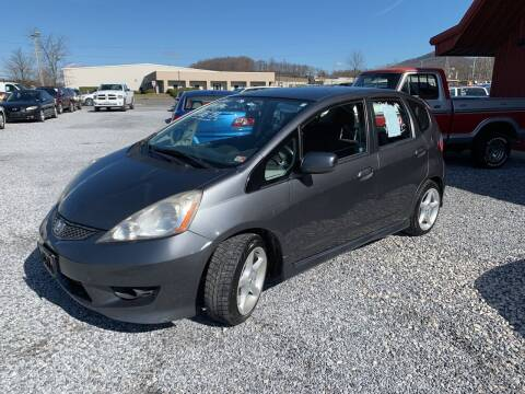 2011 Honda Fit for sale at Bailey's Auto Sales in Cloverdale VA