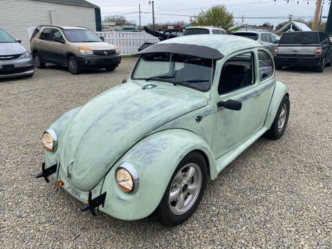 1971 Volkswagen Beetle for sale at Davidson Auto Deals in Syracuse IN