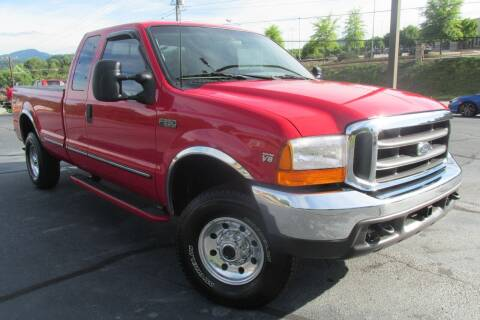 1999 Ford F-250 Super Duty for sale at Tilleys Auto Sales in Wilkesboro NC