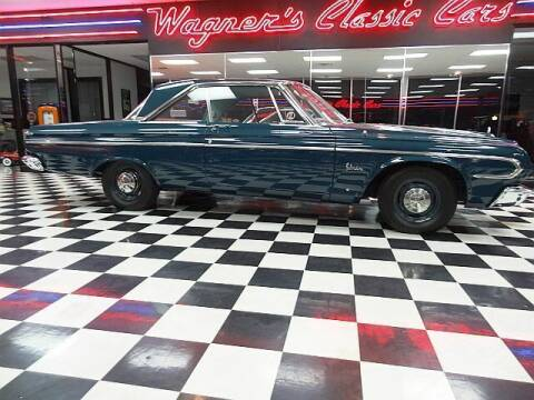 1964 Plymouth Belvedere for sale at Wagner's Classic Cars in Bonner Springs KS