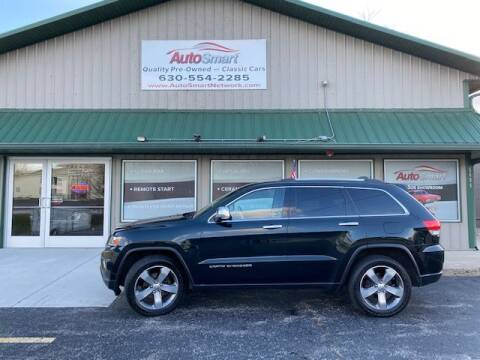 2014 Jeep Grand Cherokee for sale at AutoSmart in Oswego IL