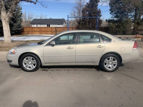 2008 Chevrolet Impala for sale at Auto Brokers in Sheridan CO