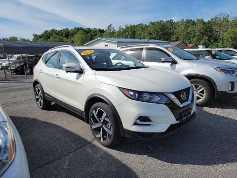 2020 Nissan Rogue Sport for sale at Chantz Scott Kia in Kingsport TN