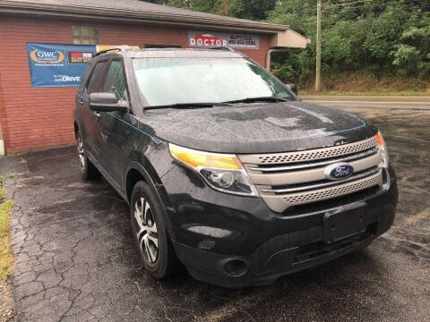 2014 Ford Explorer for sale at Doctor Auto in Cecil PA