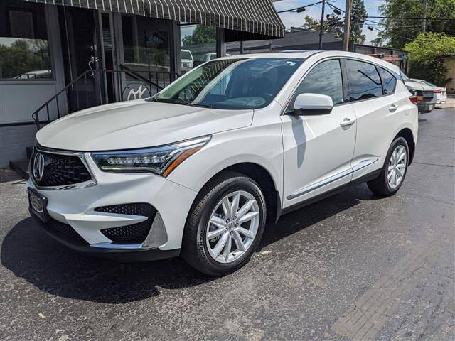 2021 Acura RDX for sale at GAHANNA AUTO SALES in Gahanna OH